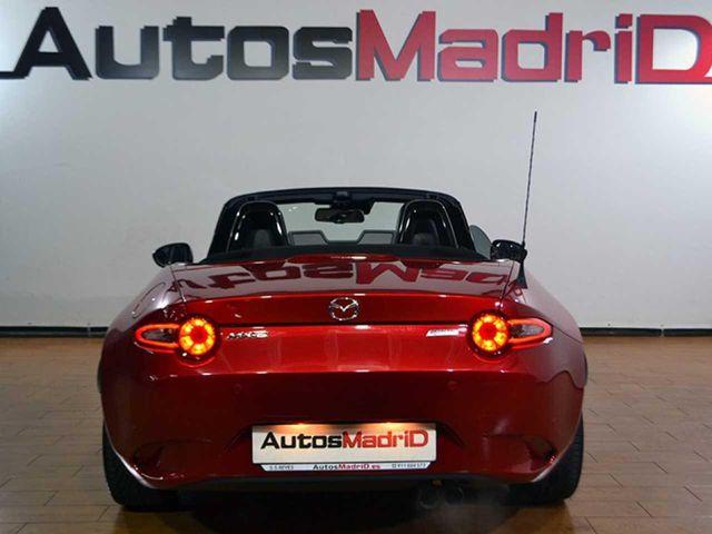 Mazda MX-5 2.0 118kW (160CV) Luxury Sport