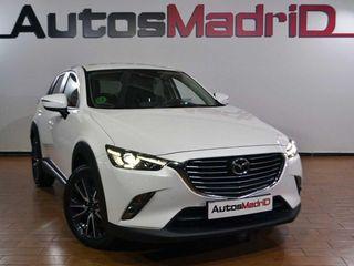 Mazda CX-3 2.0 SKYACTIV GE 88kW Luxury 2WD