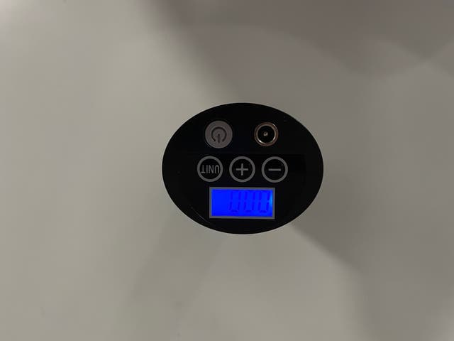 Mini Compresor de Aire Portátil Inflador Eléctrico