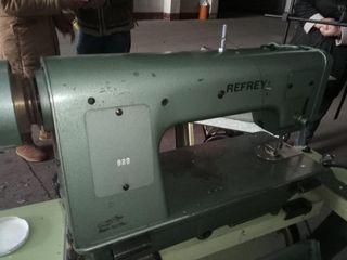 Máquina de coser Refrey industrial