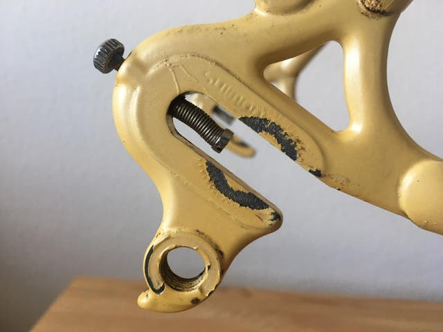 Cuadro bicicleta Koga Miyata
