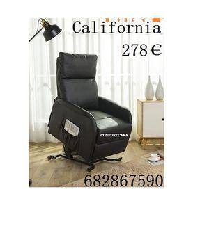 Sillones relax con mando reclinables desde 278
