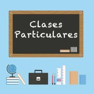 clases particulares online y a domicilio