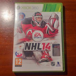 NHL14 Xbox 360