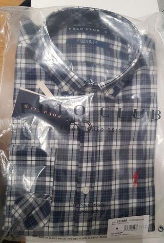 Camisa original Polo Club sin abrir