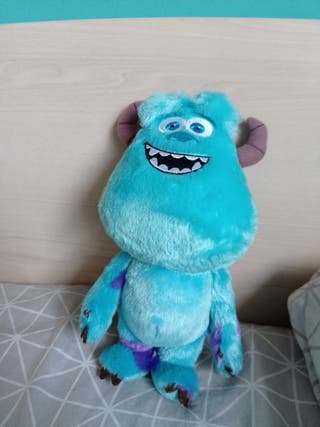 Peluche sully monstruos S.A, Monsters INC.