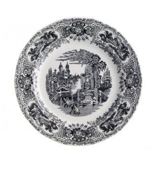 platos de la Cartuja de Sevilla