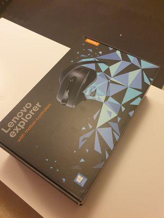 Lenovo Explorer Realidad Virtual