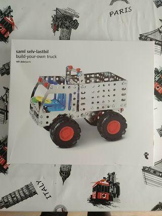 Construye tu propio camión