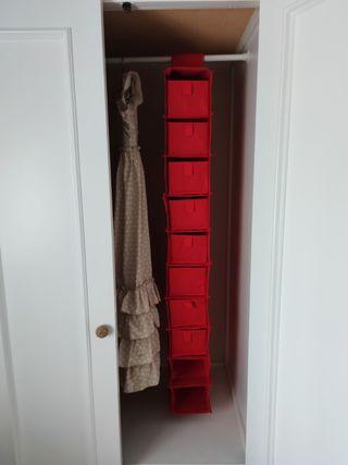 Organizador armario