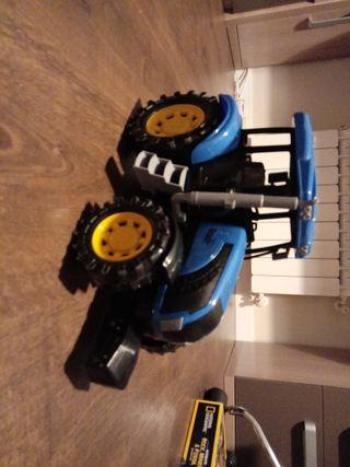 tractor de juguete con sonidos