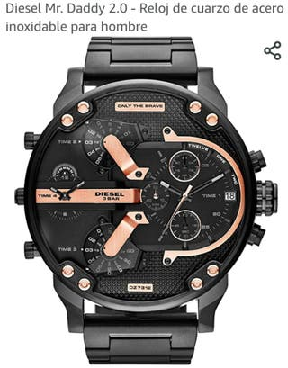 Reloj de hombre Diesel DZ7312 Mr. Dady 2.0