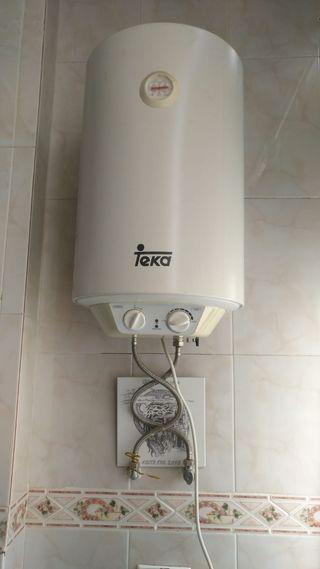 termo electrico teka de 30 litro 1 mes de uso