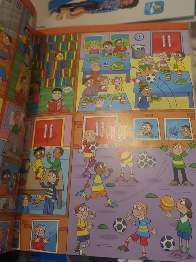 Student's book Richmon 4 cuarto primaria