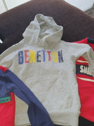 Pack sudaderas benetton