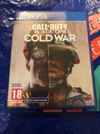 Call Of Duty Cold War For PS4