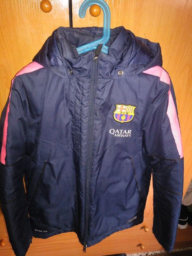 chaqueta del barça