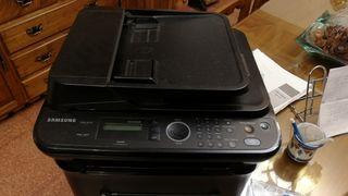 Impresora multifuncion láser