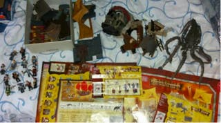 Mega Bloks: Piratas del Caribe