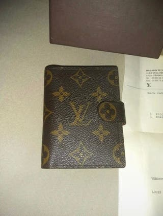 Mini agenda Louis Vuitton