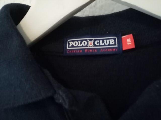 POLO NIÑO POLO CLUB