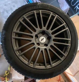 """Llantas Neumáticos Invierno 20"""" Porsche, VW Touare"""