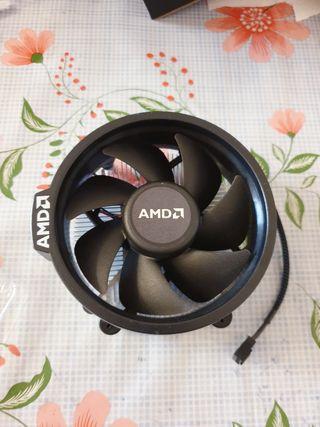Nuevo. Ventilador CPU.