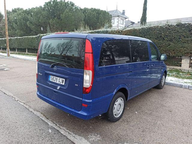 Mercedes-Benz Vito 2008 nacional