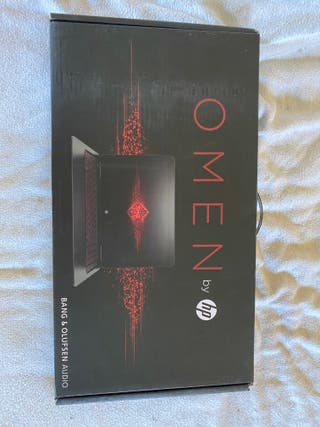 HP Omen 15-ax010ns