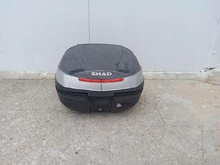 Baúl de moto Shad