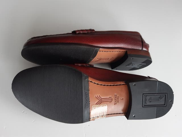 Zapato Mocasín YANKO 37 SIN ESTRENAR