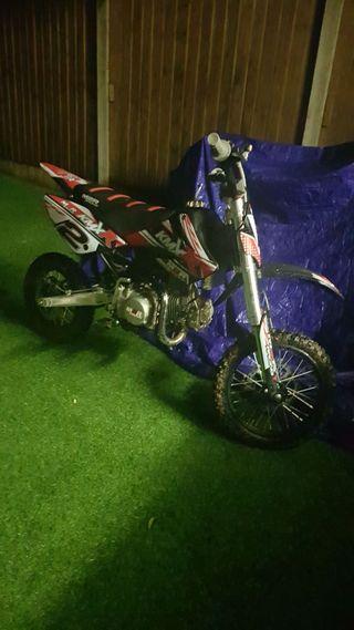 KMXR140 140cc 82cm Red Pit Bike