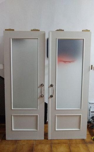 Casonetos y puertas correderas
