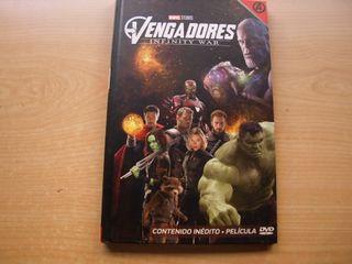 MARVEL STUDIOS - VENGADORES, INFINITY WAR - DVD