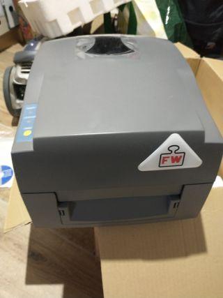 Impresora térmica etiquetas godex el 100