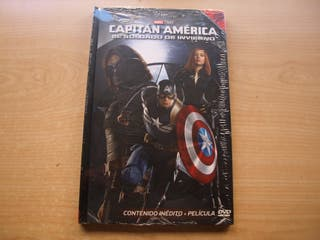 MARVEL STUDIOS - CAPITAN AMERICA , EL SOLDAD - DVD