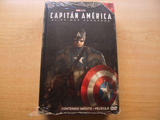 MARVEL STUDIOS - CAPITAN AMERICA, EL PRIMER - DVD