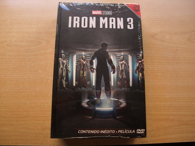 MARVEL STUDIOS - IRON MAN 3 - DVD