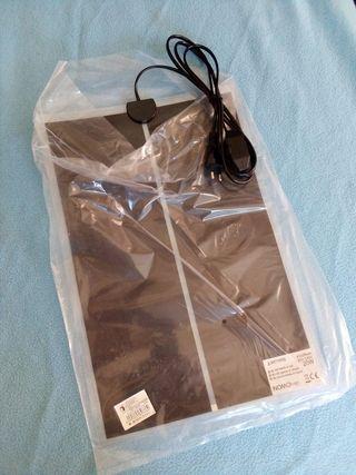 manta termica alfombrilla reptiles calefactor