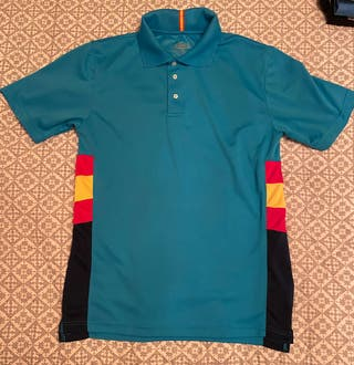 camiseta polo club nautico
