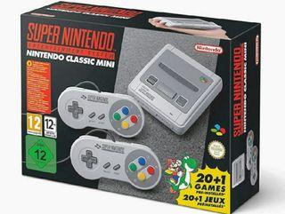 Super Nintendo SNES nueva sin estrenar