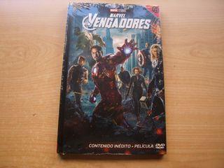 MARVEL STUDIOS - MARVEL VENGADORES - DVD