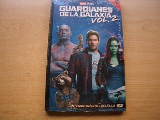 MARVEL STUDIOS - GUARDIANES DE LA GALAXIA - DVD