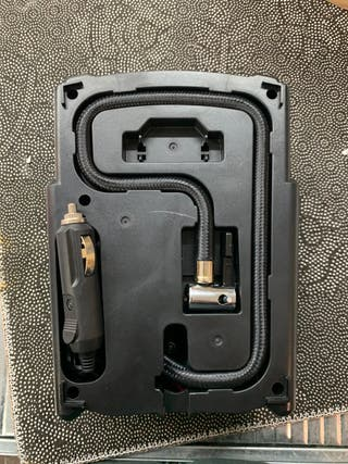 Bomba de compresor de aire portátil