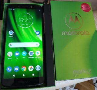 teléfono Motorola G6