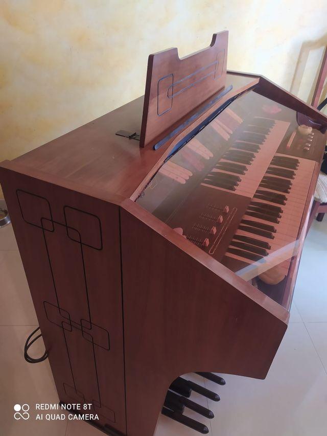 Órgano electrico