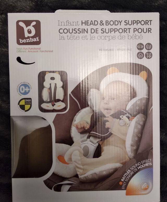 Cojín reductor silla bebé