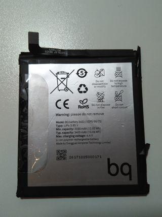 Bateria BQ V Aquaris Plus 3400mAh