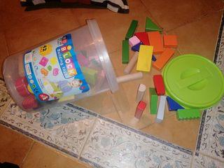 juguete de construcción