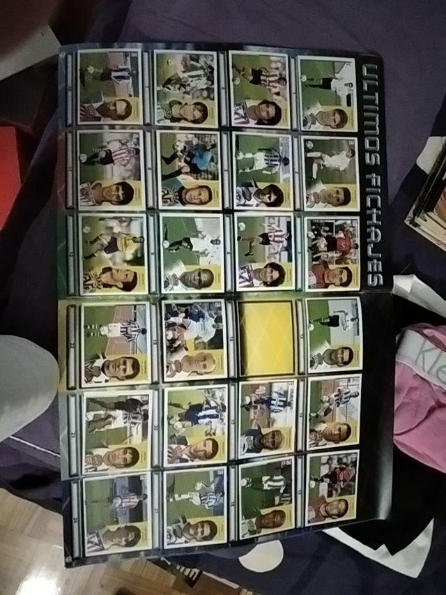 album cromos la liga 2002-2003
